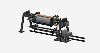 Carousel Roll Changing System